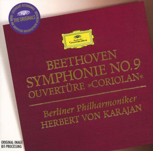 Beethoven: Symphony No.9; Over...
