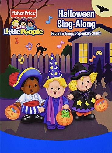 Fisher Price Halloween Sing Along Cd (Halloween Sing-Along)