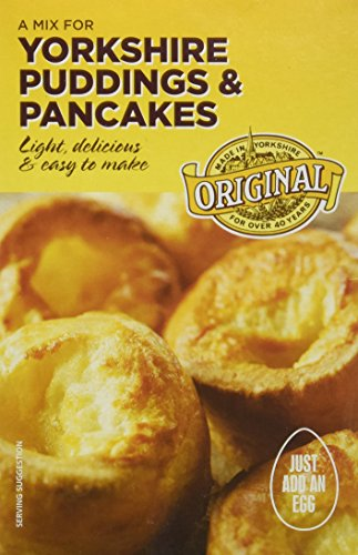 English Food (Yorkshire Pudding Mix 142g)