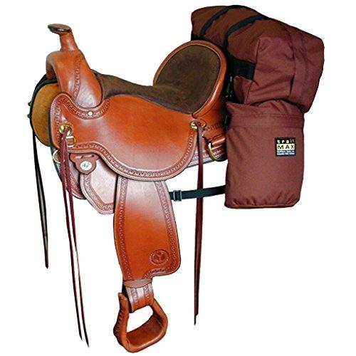 TrailMax Junior Saddlebags - Bisacce e borsa portabagagli posteriori posteriori posteriori per sella - verde 1e7d83