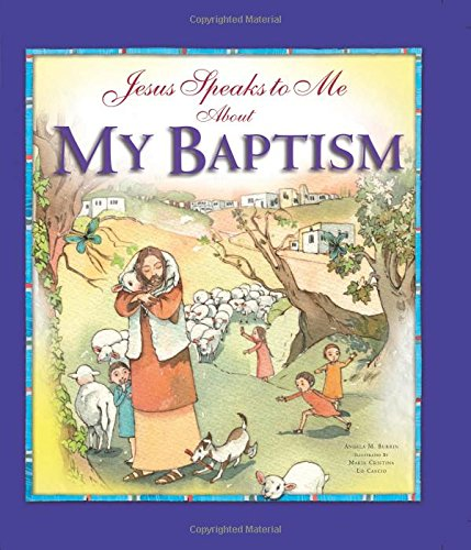 Jesus Speaks to Me about My Baptism [Angela Burrin] (Tapa Dura)