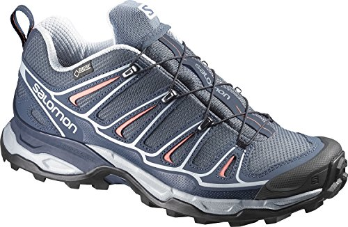 Ultra Trekking GTX Bloom X Scarpe Grey Blue Denim Deep da Donna II Salomon Melon da Y5qUaqn