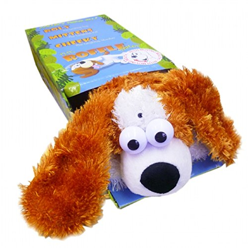 Roly The Laughing Dog Soft Toy