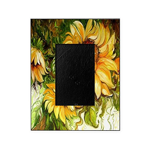 CafePress - Sunflower - Decorative 8x10 Picture Frame by CafePress