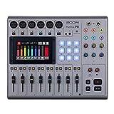 Zoom PodTrak P8 Podcast Recorder, 6 Microphone