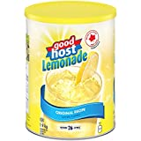 GOODHOST Lemonade, 1.9kg Canister, 1.9 Kilo Gram