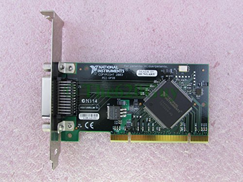 National Instrument Pci Gpib 24 Pin Ieee 2 488 Port Pci Interface Card 778032 01