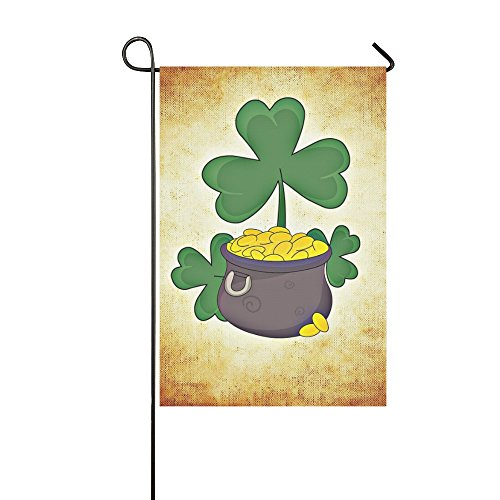 Home Decorative Outdoor Double Sided Irish St Patrick S Day