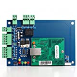 UHPPOTE Professional Wiegand 26 Bit TCP IP Network Access Control Board with Software For 1 Door 2 Reader