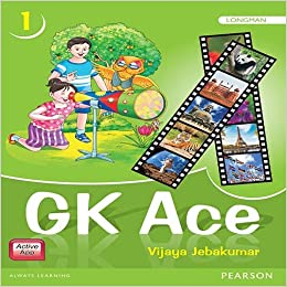 83da14954e96ad GK Ace by Pearson for Class 1 Paperback – 14 Aug 2015. by Jebakumar  (Author). 4.0 out of 5 stars 2 customer reviews