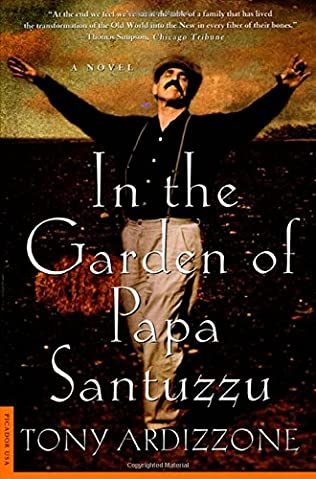 book cover of In the Garden of Papa Santuzzu