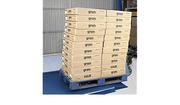 Báscula plataforma pesa palets modelo k3 condor-1212-3t con rampas (3000Kg/1000g): Amazon.es: Industria, empresas y ciencia