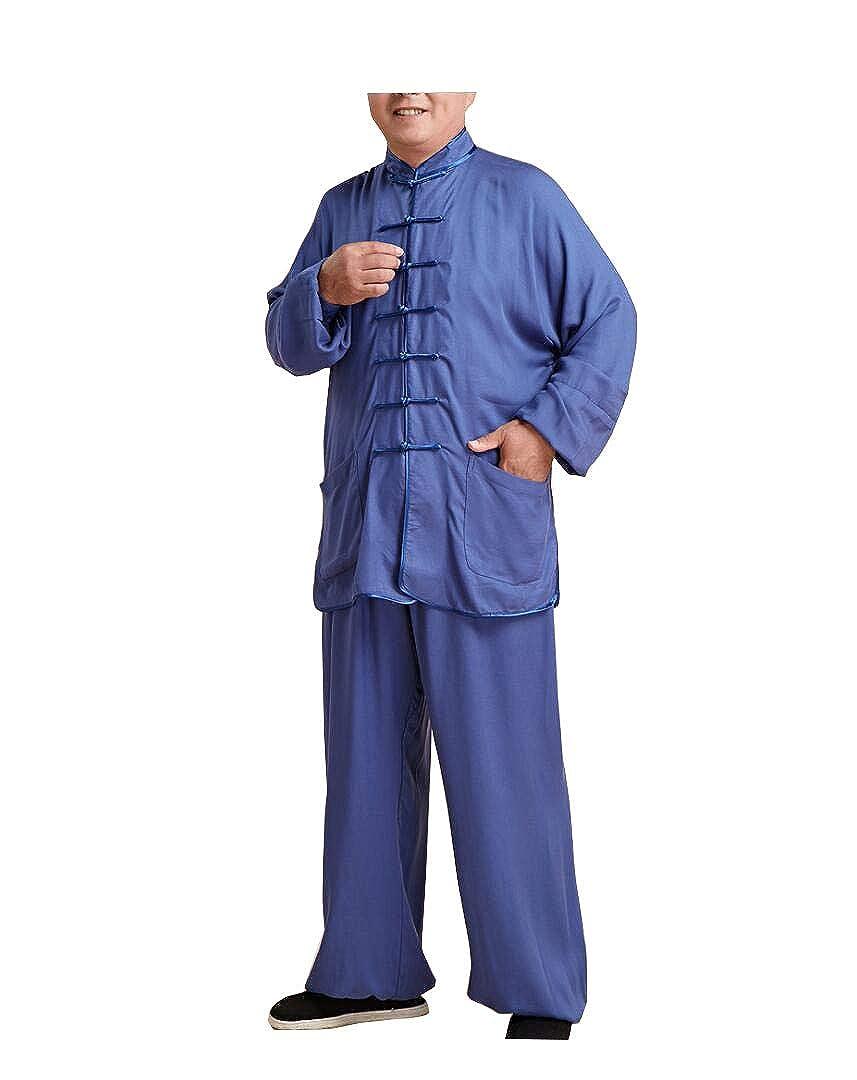 Männliche und Weibliche Tai Chi Kleidung Anzug Mittleren Alters Tai Chi Performance Kleidung Trainingskleidung