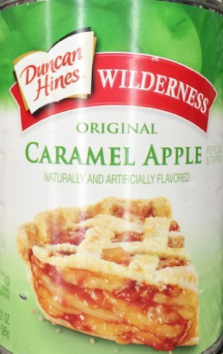 21oz Duncan Hines Comstock Pie Filling & Topping Original Caramel Apple (One Can) by Duncan Hines