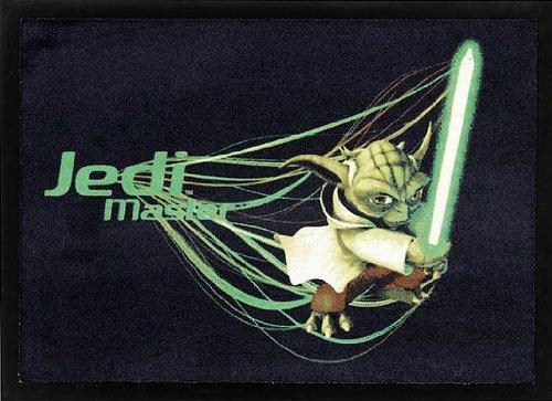 Star Wars Master Floor Doormat product image