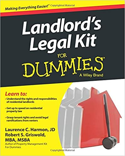«Landlord's Legal Kit For Dummies»: por Robert S. Griswold DJVU EPUB 978-1118775196