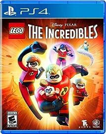 Amazon Com Lego Disney Pixar S The Incredibles Ps4 Playstation 4