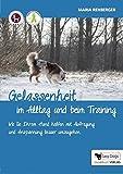 Gelassenheit im Alltag und beim Training: Wie Sie Ihrem Hund helfen mit Aufregung und Anspannung besser umzugehen
