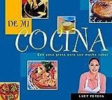 De mi cocina (Spanish Edition)