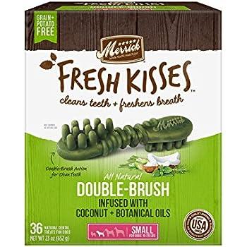 Fresh Kisses Coconut Oil + Botanicals Small Brush - Value Box (36 Ct)