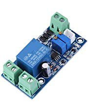 Battery Protection Board, 12V Battery Low Voltage Cut Off Automatic Battery Charging Protection Board Circuit Undervoltage Controller Module