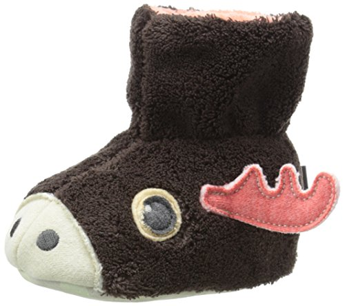 ACORN Baby Easy Critter Kids Bootie Slipper