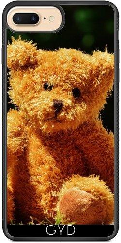 Coque Silicone pour Iphone 7 Plus / 8 Plus - Teddy Baer Jouet Enfant by Grab My Art