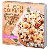 Lean Cuisine Barbecue Recipe Chicken Pizza, 6 Ounce -- 8 per case.