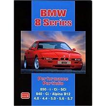 BMW 8 Series Performance Portfolio