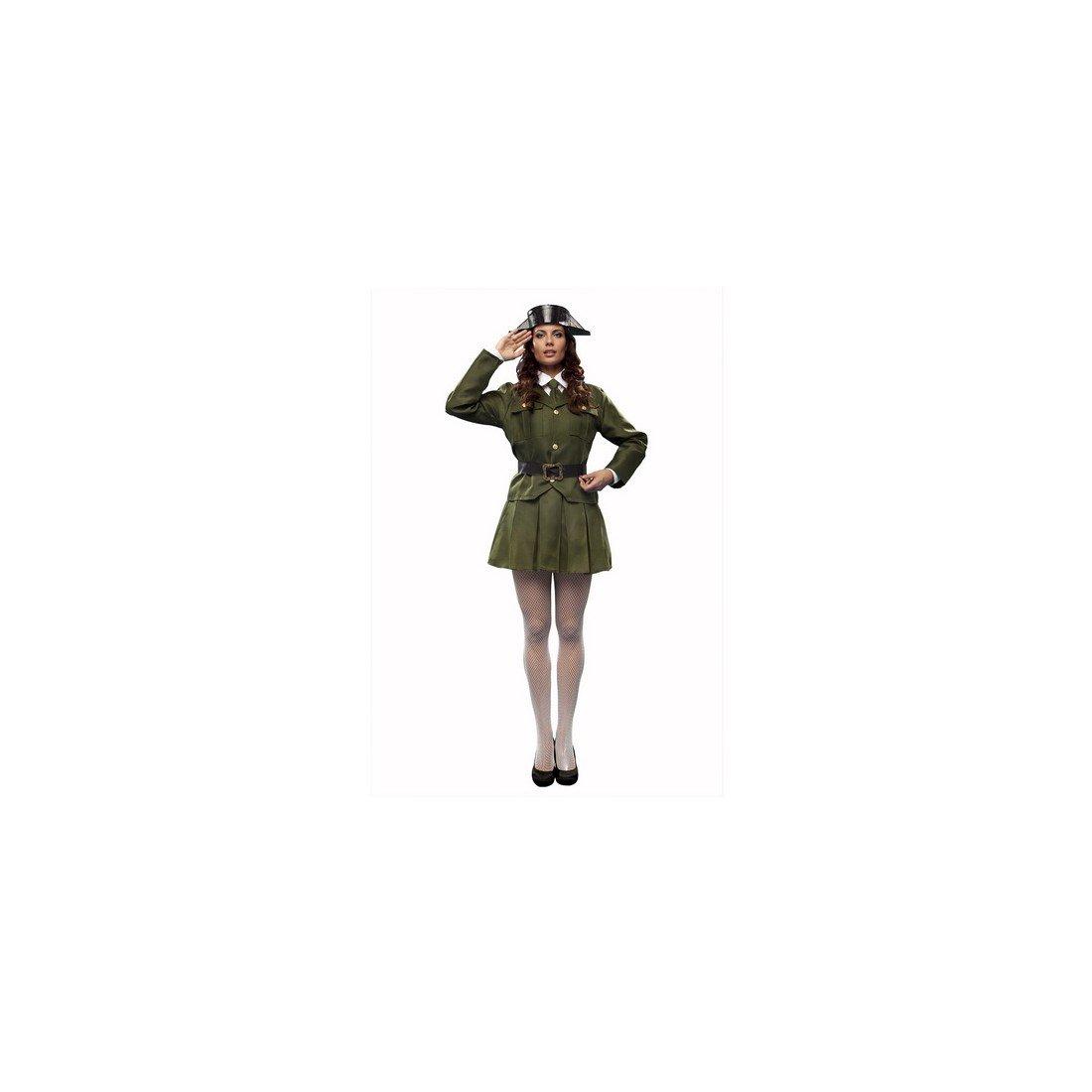 Desconocido Disfraz guardia civil mujer