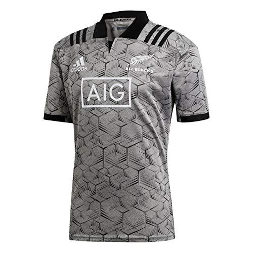 Adulto Jersey All Blacks Adidas Multicolor Entrenamiento Rugby 2018 Z1nPqxU