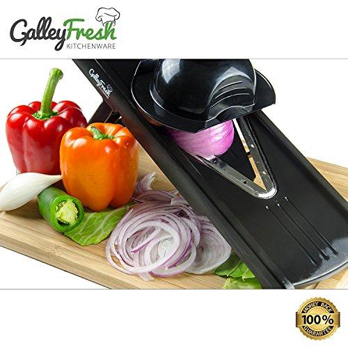 Mandoline Slicer--Vegetable,Food,Cheese Cutter,Julienne...