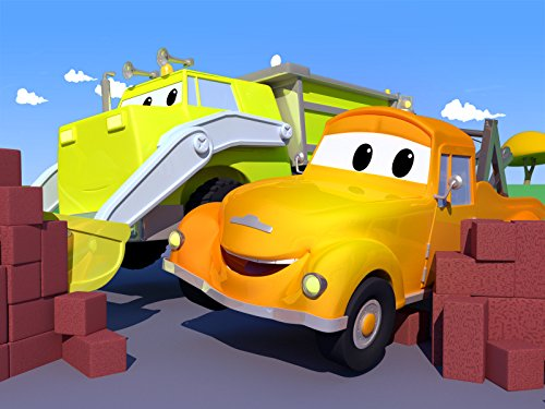 Ethan the Dump Truck and Tom The Tow Truck