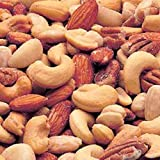 Mixed Nuts No Peanuts Oil Roast, Salted, 2 Pound - 3 Bag