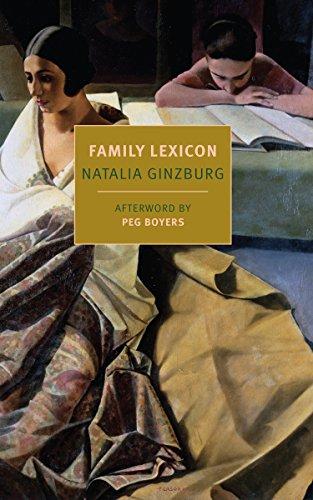Family Lexicon (New York Review Books Classics) by [Ginzburg, Natalia]