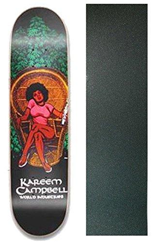 World Industries Skateboard Deck Kareem Campbell Mary Jane 763 Mit