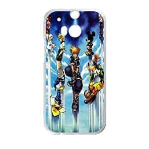 HTC One M8 Phone Case Kingdom Hearts Nl4622