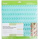 Cricut Designer Washi Sheets for Scrapbooking