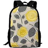 Best OXA Laptop Backpacks - LoveBea Green Leaf Outdoor Casual Shoulders Multipurpose Backpack Review