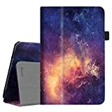 Fintie Verizon ASUS ZenPad Z8s (ZT582KL) Case, Premium PU Leather Folio Stand Cover with Auto Sleep / Wake Function for Verizon ASUS ZenPad Z8s 7.9 inch Tablet 2017 Release, Galaxy
