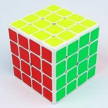 New Moyu 4x4x4 Mini Aosu Speed Cube 60mm Magic Cube White