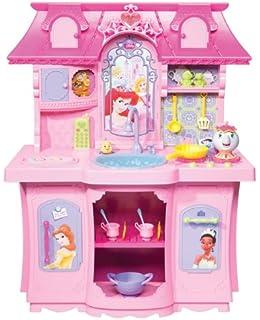 Amazon.com: Disney Princess Royal 2-Sided Kitchen & Caf: Toys & Games