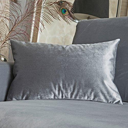 Brilliant Velvet Rectangular Cushion Pillowcase