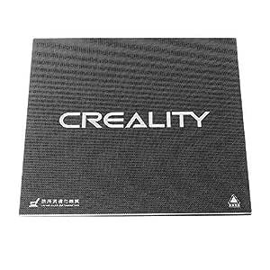 Creality - Plataforma de cristal 3D para impresora 3D Ender-3 MK2 ...