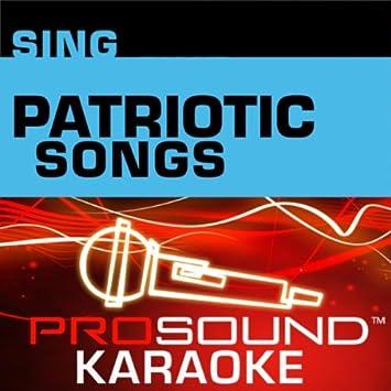 sing patriotic songs vol 1 - Patriotic Songs