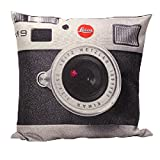 Seasofbeauty Vintage Sofa Camera Throw Pillow Cover Cushion Cover Case Home Decor 17.71