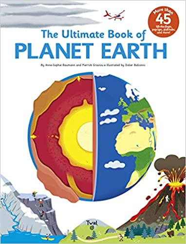 Book's Cover of Planet Earth: 6 (Ultimate Book of) (Inglés) Tapa dura – Ilustrado, 27 agosto 2019