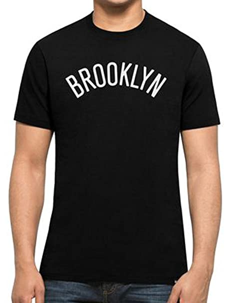 47 Forty Seven Brand Brooklyn Nets MVP Splitter tee NBA T-Shirt Mens
