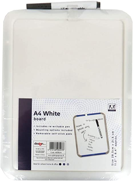 Anker A4 White Card 30 Sheets