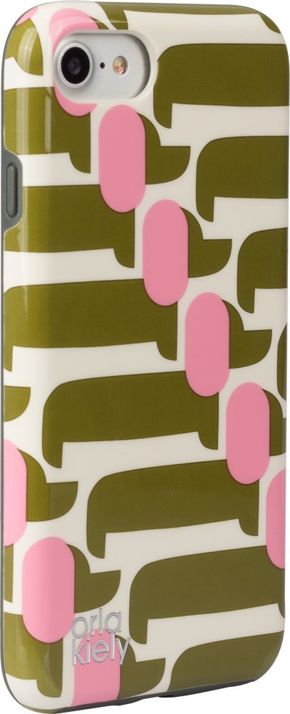 official photos df7f9 f807a Orla Kiely iPhone Protective Case (iPhone 8/7 / 6s / 6) (Dog Show ...